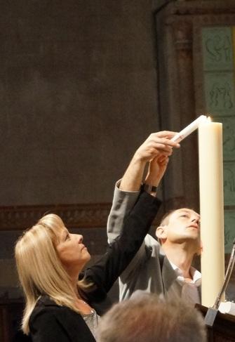La profession de foi à Domérat