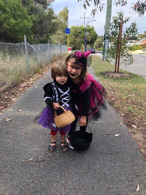 Des nouvelles d'Halloween en Australie en exclusivité