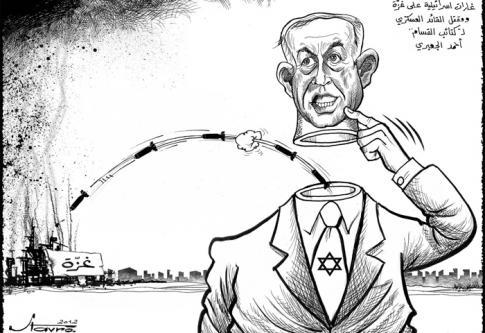 Gaza : de plus en plus de victimes suite aux frappes israéliennnes