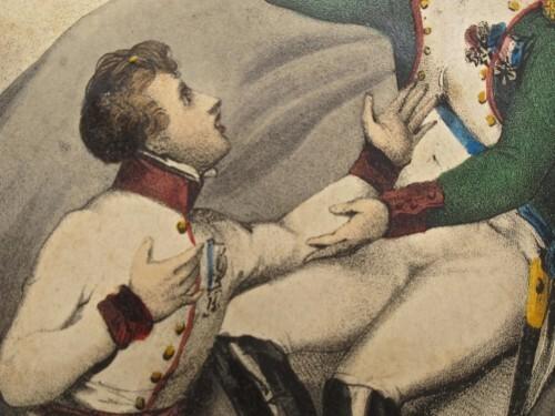 gravure Napoléon L'Aiglon 5
