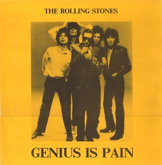 Mémoire de vinyl: The Rolling Stones - Genius is pain (Rip Vinyl Bootleg)