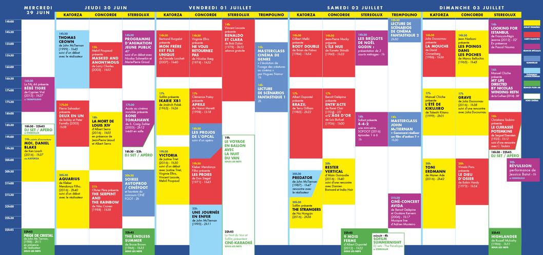 Sofilm Summercamp J-5 : les temps forts du festival !