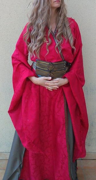 Ceinture de base de la tenue Cersei
