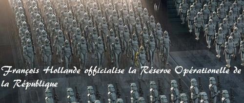 création de la Garde Nationale