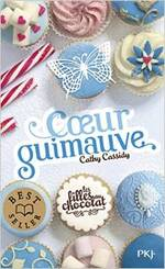 """""""Coeur Guimauve"""" de Cathy Cassidy."""