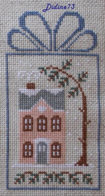 Les cottages saisonniers de CCN - l'hiver