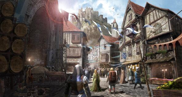 """Résultat de recherche d'images pour """"port médiéval -minecraft"""""""