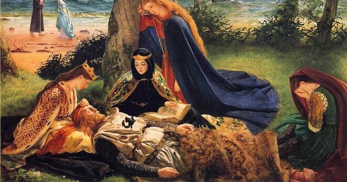 La Légende De La Fée Morgane -
