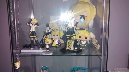 Re mise à jour de ma collection de Len