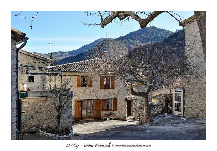 Drôme Provençale du côté du Léoux!
