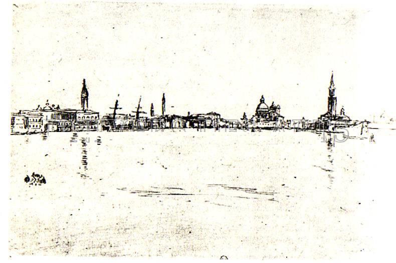 Venise Santa-Maria de la Salute