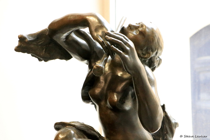 La Sirène ou La Joueuse de flûte