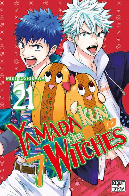 Yamada kun & the 7 witches - Tome 21 - Miki Yoshikawa