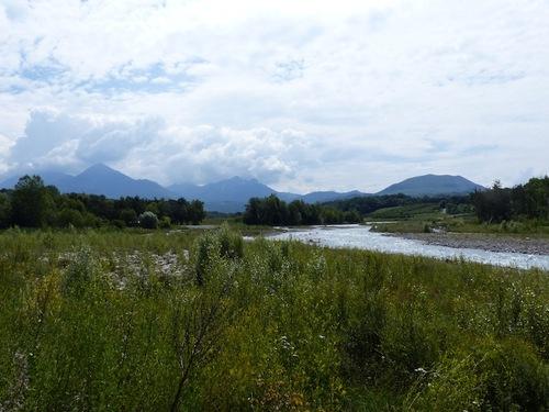 Le long du Drac (Saint Bonnet en Champsaur)