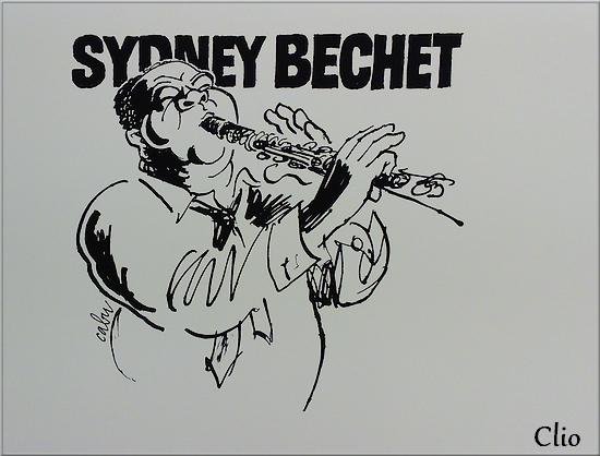 Sidney Bechett