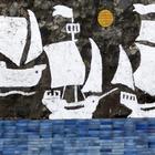 La traite négrière - Détail - Les galères
