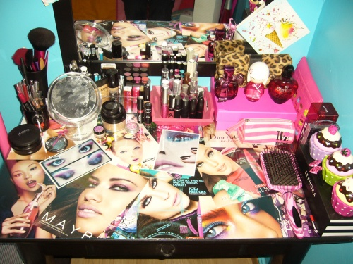 My beauty corner <3