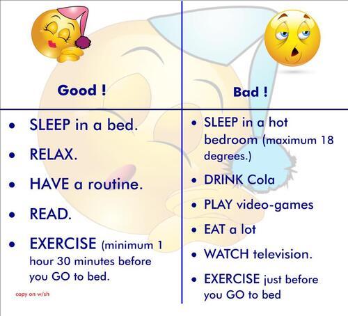 CM1SC - To SLEEP or not to SLEEP ...