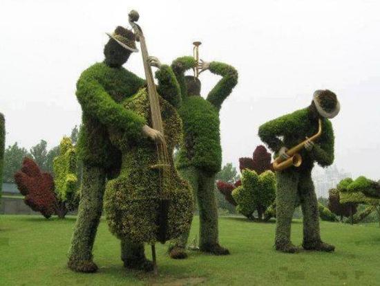 orchestre vert