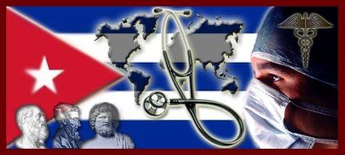 CuCubaCuba : plus de 60 pays bénéficient des services médicaux cubains