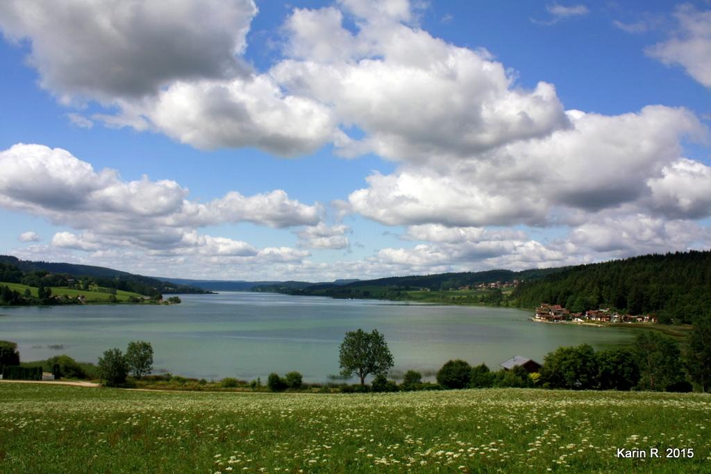 Le lac aux mille nuances