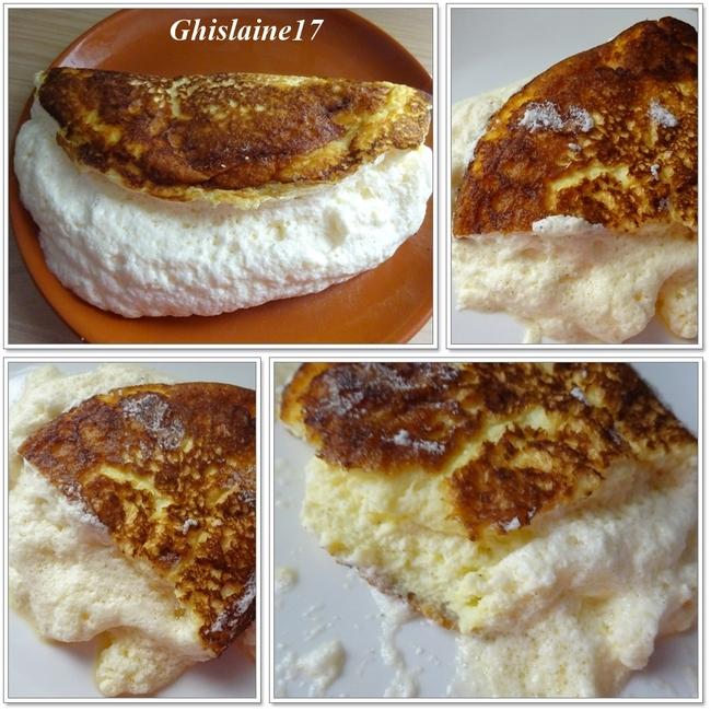 Omelette de la Mère Poulard