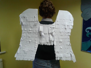 Le choeur des anges