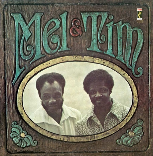 "Mel & Tim : Album "" Mel & Tim "" Stax Records STS-5501 [ US ]"