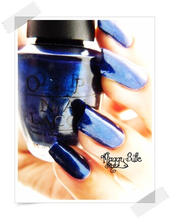 Yoga-ta get this blue By OPI