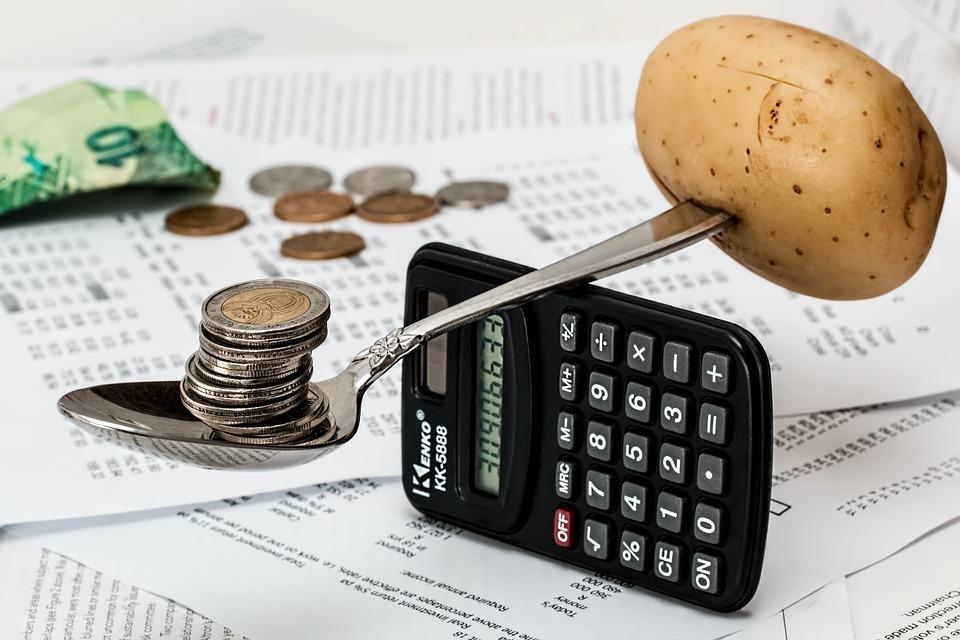 Pièces De Monnaie, Simulateur, Budget