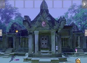 Jouer à Abandoned divine place escape