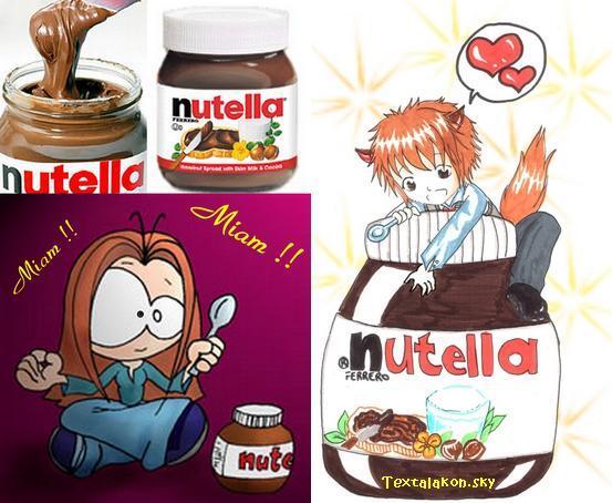 Les 10 Commandements des Accros au Nutella