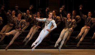 dance ballet story of ballet dancers