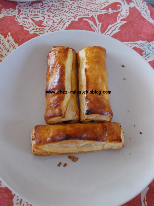 Une terrrrible envie de pains au chocolat