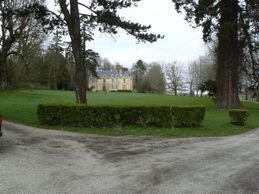 Le château de Ranville