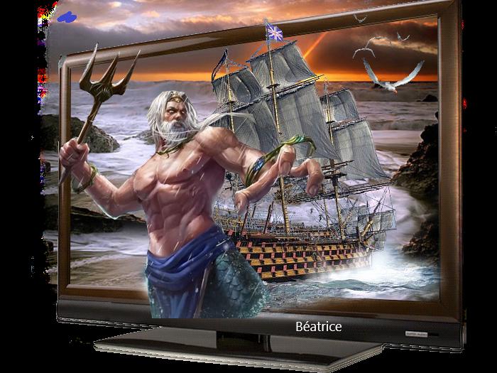 défi Kalyona ''tempête en mer''