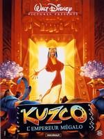 Kuzco l'empereur mégalo affiche