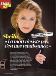Le nouveau livre de Sheila