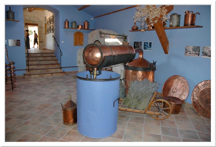 Musée de la lavande de Saint- Rémeze