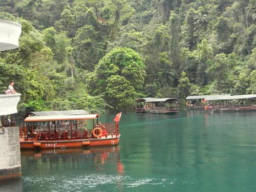 La montagne de dinghu (3)