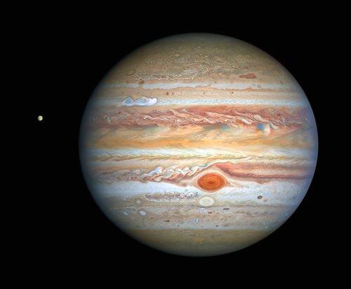 Jupiter en verseau
