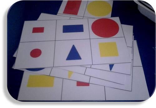 Loto formes géométriques