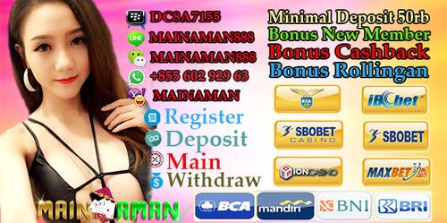 Situs Resmi Agen Judi Casino Online Bonus Terbesar Indonesia