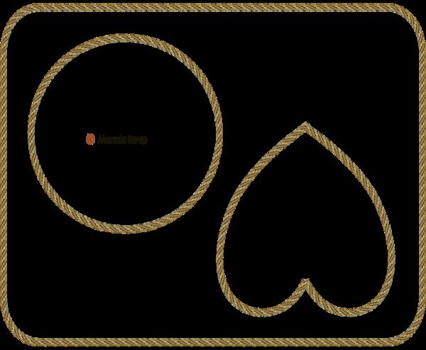 Cadres cordon