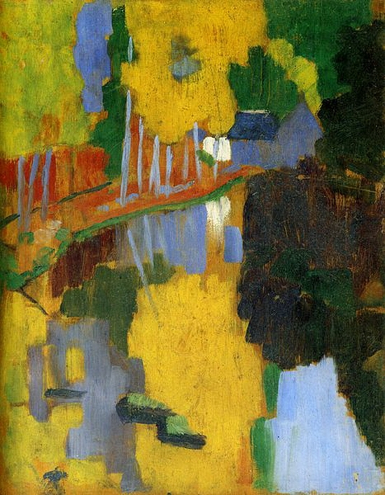 Paul Sérusier, Le Talisman