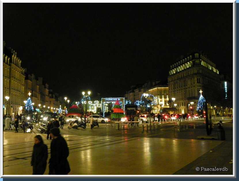 Les illuminations de Bordeaux