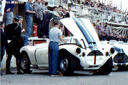 Cunningham Le Mans (1951-1955)