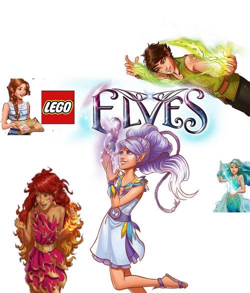 Le blog LEGO Elves France