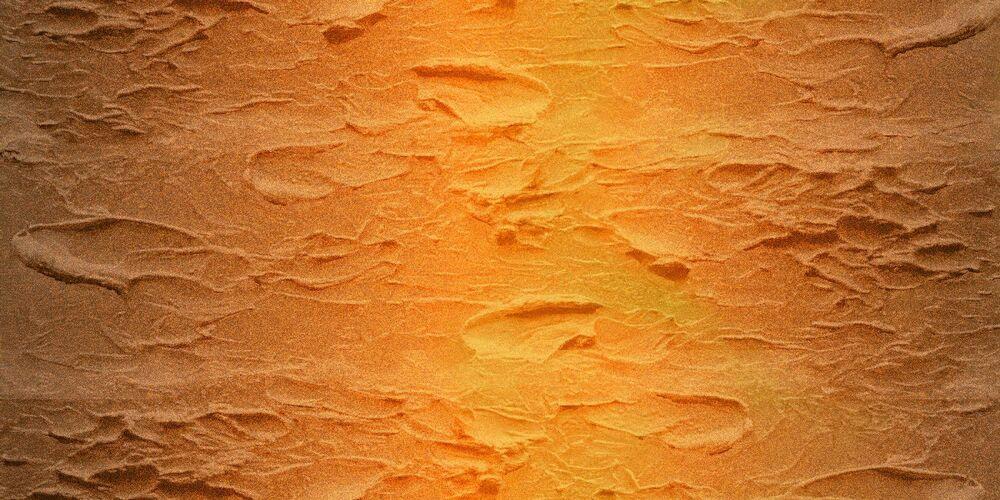 Grandes textures couleurs automne effet peinture