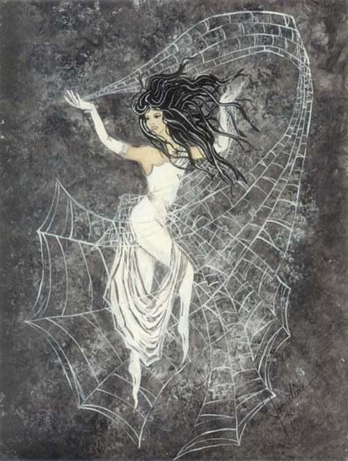 Le grand Almanach de la France : La légende d'Arachné